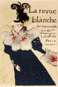 Cartel de Henri Toulouse-Lautrec