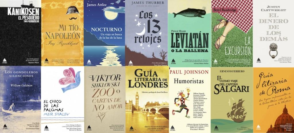 Atico de los Libros Sant Jordi 2013