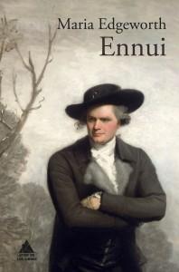 Ático de los Libros Ennui Maria Edgeworth Ático Clásicos
