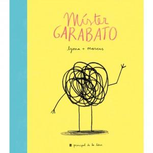 Principal de los Libros Míster Garabato Lyona