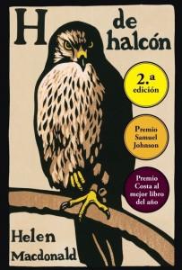 H de halcón Helen Macdonald Ático de los Libros