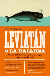 Ático de los Libros Leviatán o la ballena Phiiip Hoare edición bolsillo