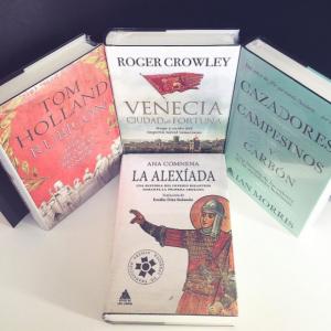Colección Ático Historia ensayo histórico libros de historia Ático de los Libros